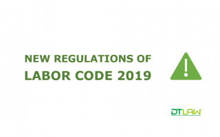 New Regulations of Labor Code 2019