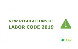 New Regulations of Labor Code 2019